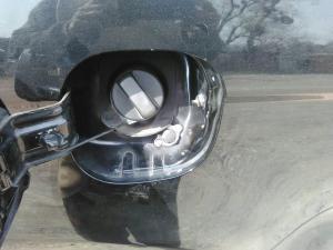 Устновка ГБО на Honda CR-V