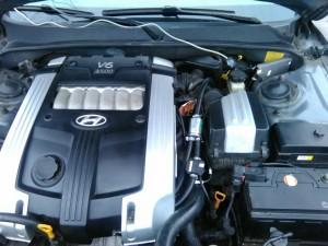 Hyundai XG350 (2)