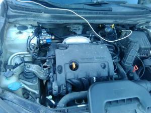 Установка ГБО на Hyundai Elantra