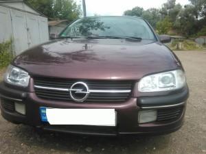 gbo na Opel Omega (1)
