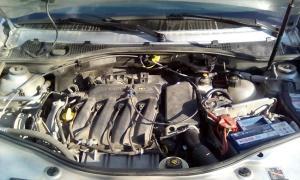 Устанока ГБО на Renault Daster