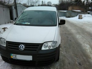 Volkswagen Caddy (1)